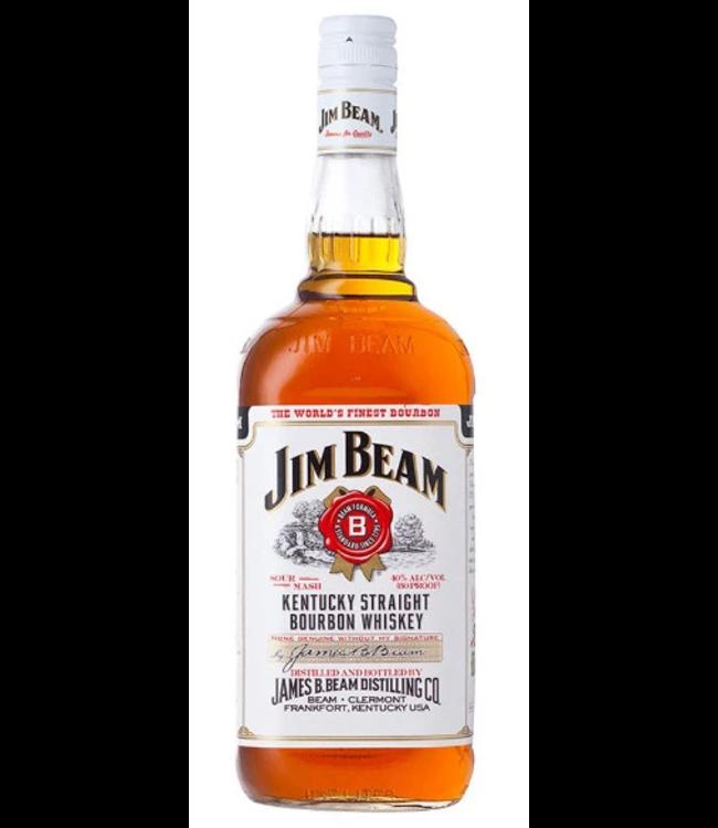 Jim Beam Jim Beam White Label 1.75L