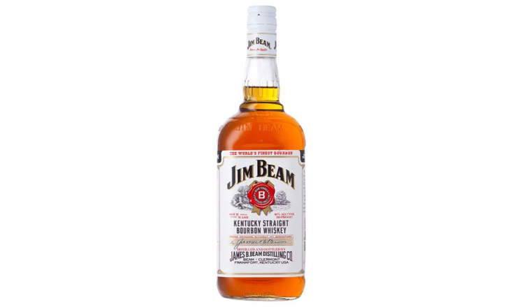 Jim Beam Jim Beam White Label 1.75L