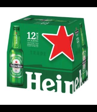 Heineken Heineken (12pk 12oz bottles)