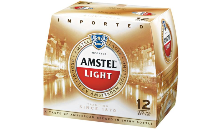 Amstel Amstel Light (12pk 12oz cans)