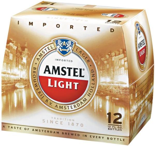Amstel Light (12pk 12oz cans)