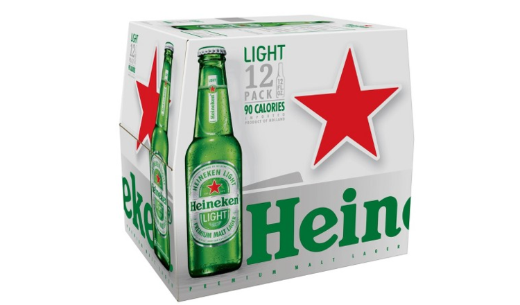 Heineken Heineken Light (12pk 12oz bottles)