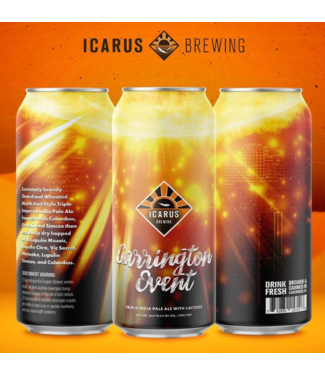 Icarus Icarus Carrington Event (4pk 16oz cans)
