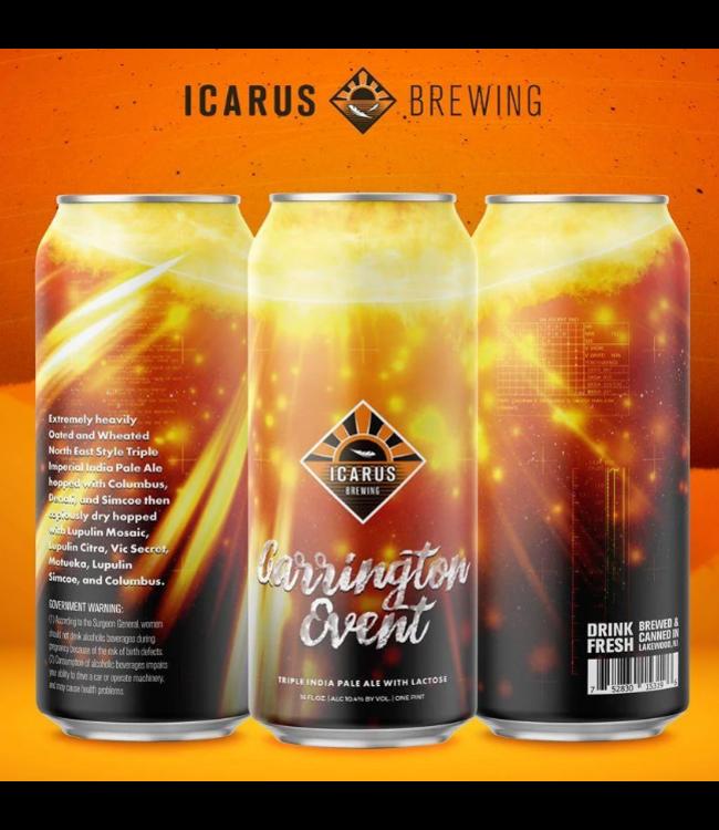 Icarus Icarus Carrington Event (4pk 16oz cans)