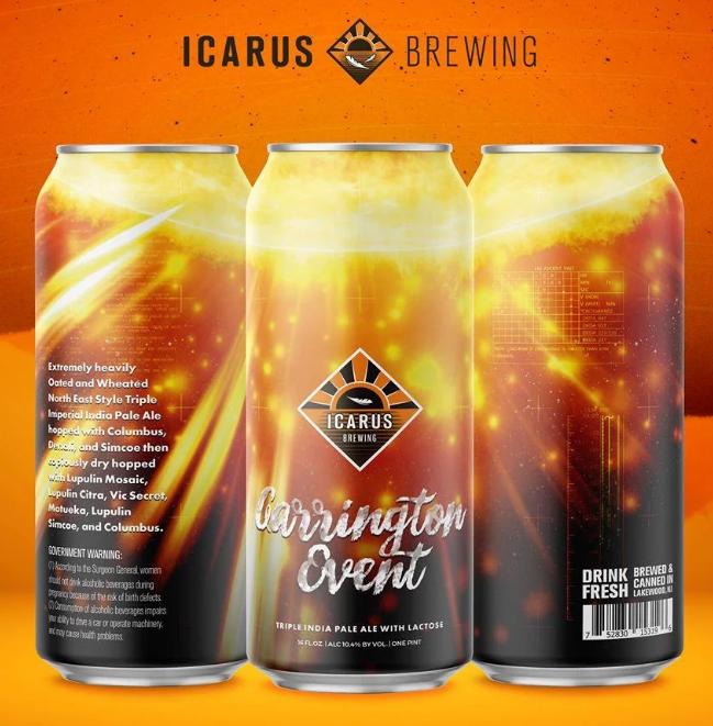 Icarus Carrington Event (2pk 16oz cans)