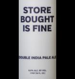 Stickman Brews Storebought is Fine ( 4pk 16oz cans)