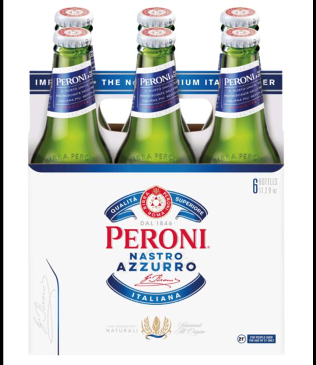 Peroni Peroni Nastro Azzurro (6pk 12oz cans)