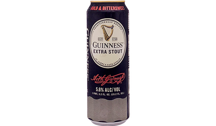 Guinness Guinness Extra Stout (19.2 oz Can)