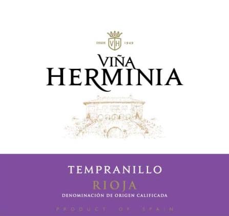 Vina Hermina Tempranillo Rioja