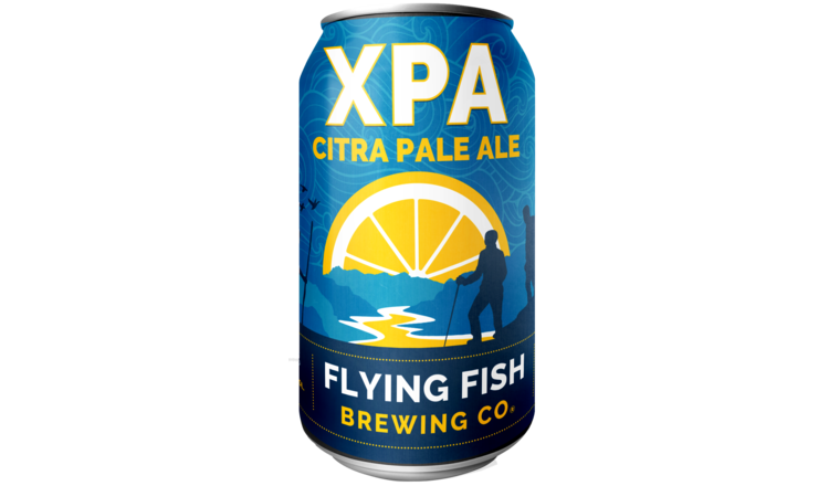 Flying Fish Flying Fish XPA Citra Pale Ale (6pk 12 oz cans)