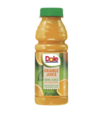 Dole Orange Juice (15.2oz)