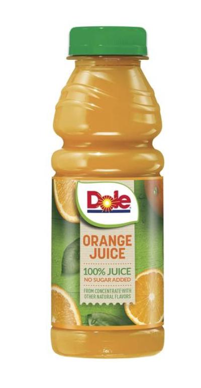 Dole Orange Juice (15.2oz)