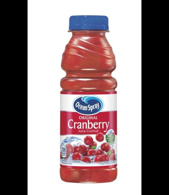 Ocean Spray Cranberry (15.2oz)