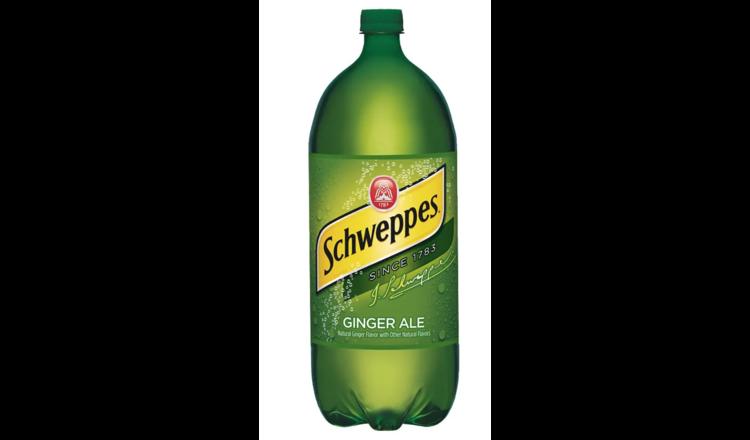 Schweppes Ginger Ale (2L)
