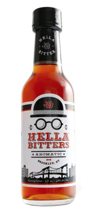 Hella Aromatic Bitters (5 oz)