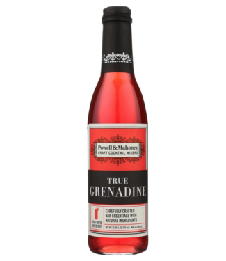 Powell & Mahoney Powell & Mahoney Grenadine 375ml