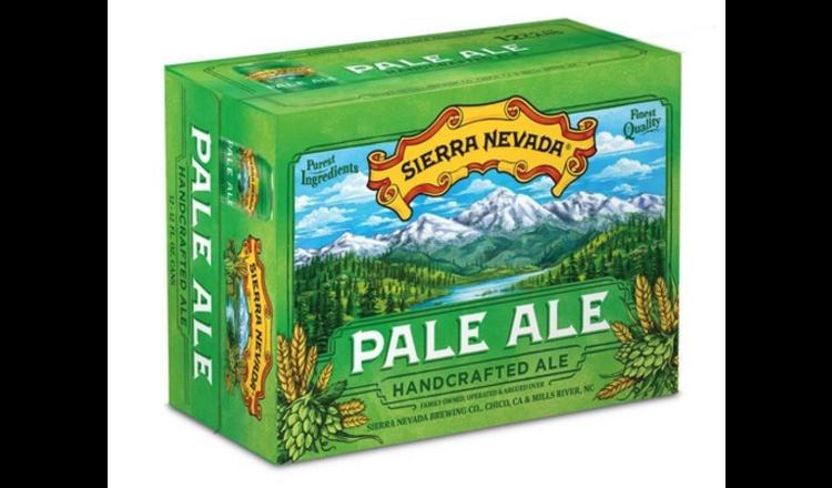Sierra Nevada Sierra Nevada Pale Ale (12pk 12oz cans)