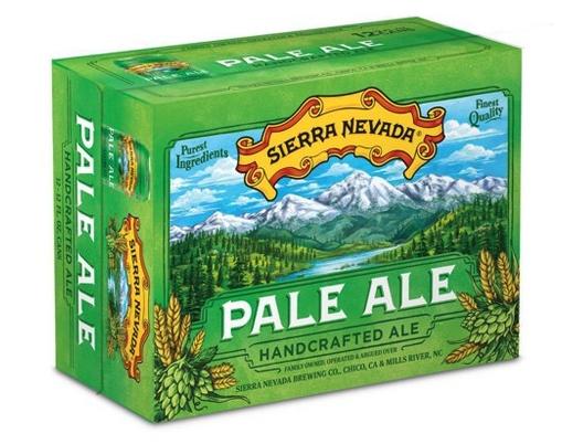 Sierra Nevada Pale Ale (12pk 12oz cans)