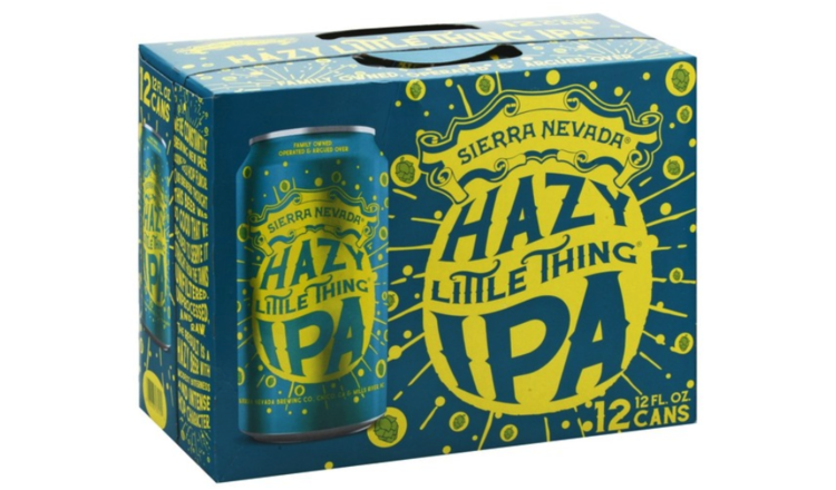 Sierra Nevada Sierra Nevada Hazy Little Thing (12pk 12oz Cans)