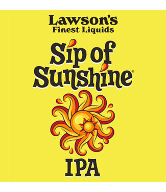 Lawsons Sip of Sunshine (4pk 16oz cans)