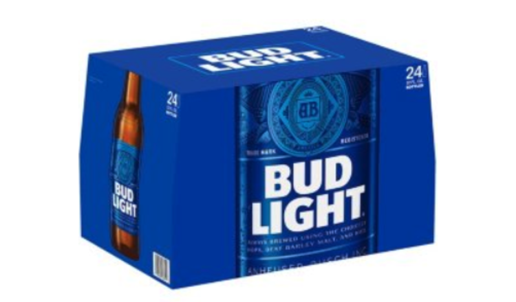 Bud Light Bud Light Case (24pk 12oz bottles)