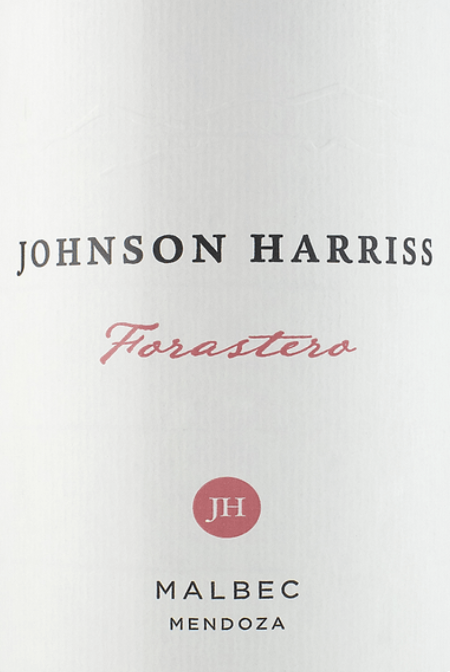 Forastero Malbec by Johnson Harriss