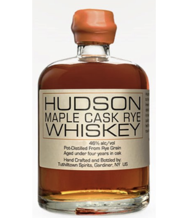 Hudson Hudson Baby Maple Cask Rye 750ml