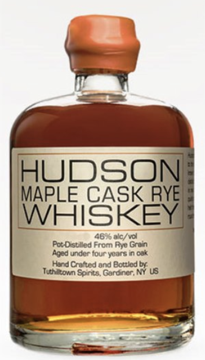 Hudson Baby Maple Cask Rye 750ml