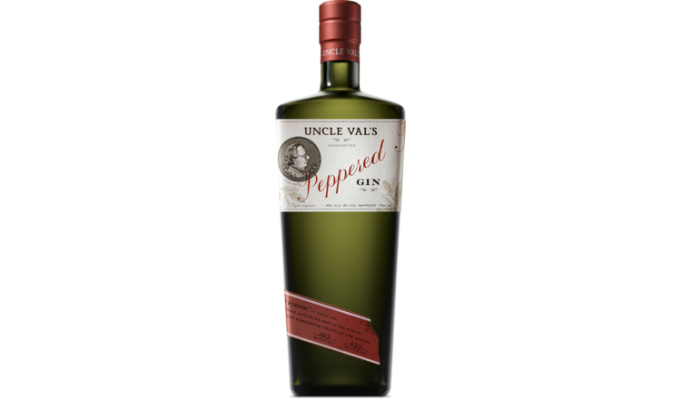 Uncle Vals Uncle Vals Pepperd Gin 750ML