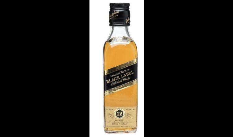 Johnnie Walker Johnnie Walker Black Label 50ml