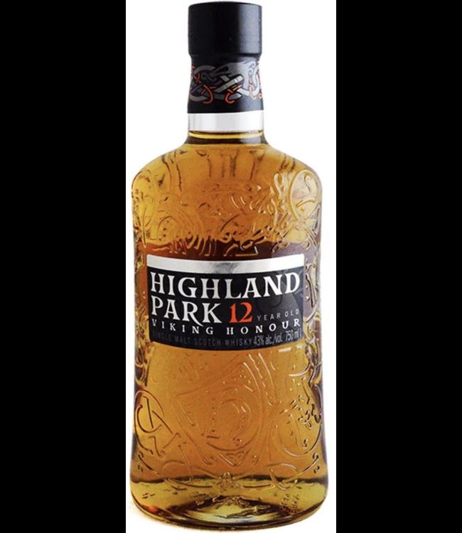 Highland Park 12 Year