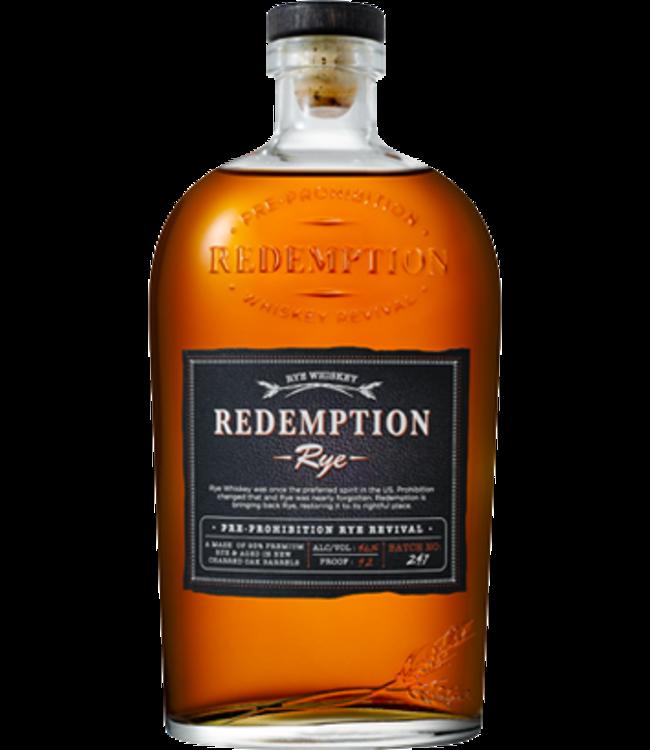 Redemption Redemption Rye 750ml