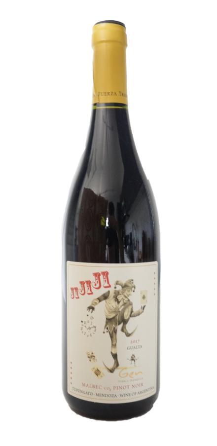 Gen del Alma Malbec/Pinot Noir JiJiJi