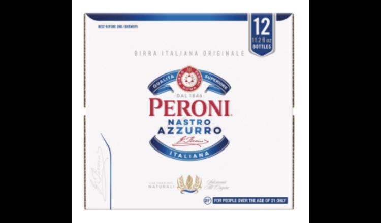 Peroni Peroni Nastro Azzuro (12pk 12oz bottles)