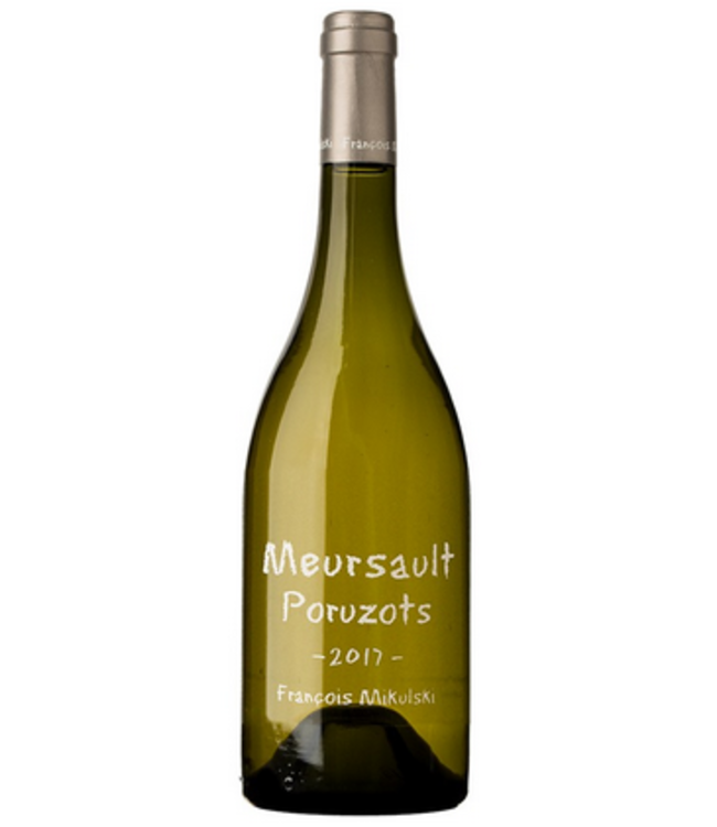 Domaine François Mikulski Meursault 1er Cru Poruzots (2017)