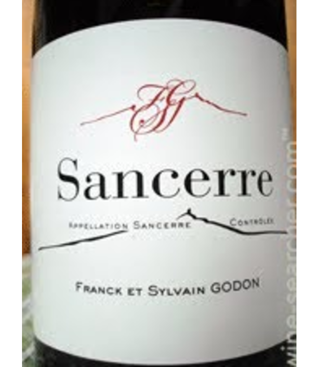 Franck and Sylvain Sancerre Rouge
