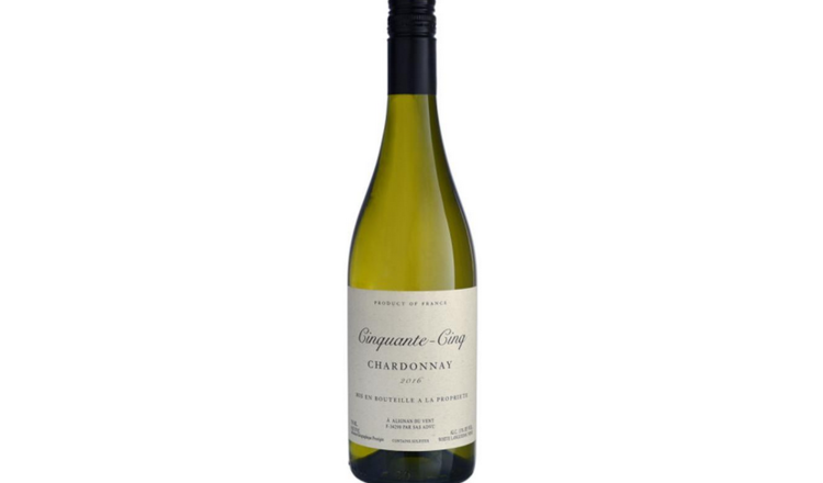 Cinquante-Cinq Chardonnay 2020