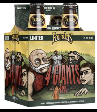 Founders Founders 4 Giants (4pk 12oz bottles)