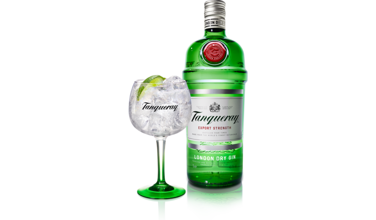 Tanqueray Tanqueray Dry Gin 750ml