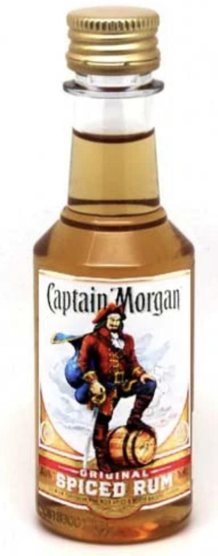 Captain Morgan 50mL