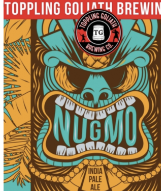 Toppling Goliath Toppling Goliath Mosaic Golden ''Nugmo'' (4pk 16oz cans)