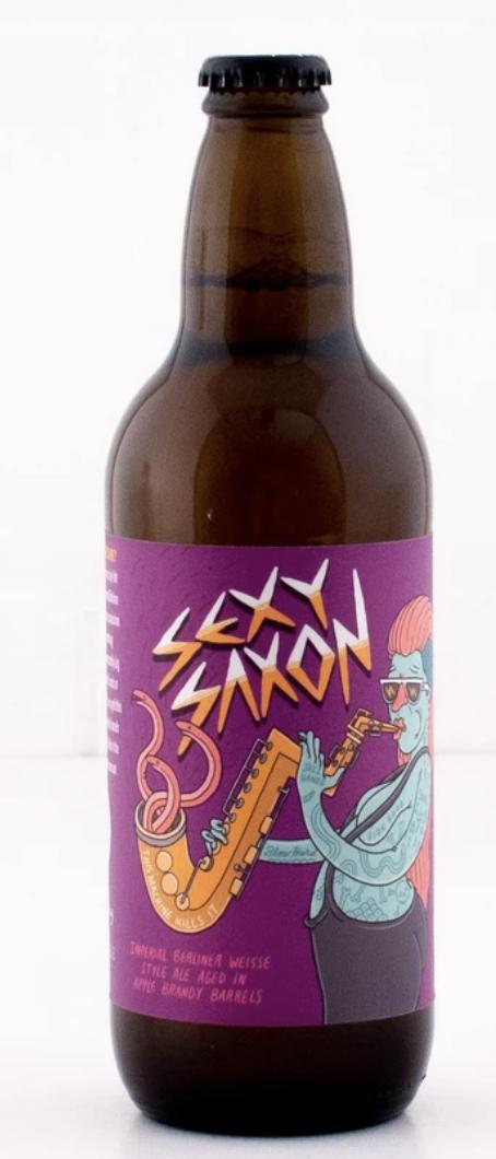 Against the Grain Sexy Saxon (16.9oz bottle)