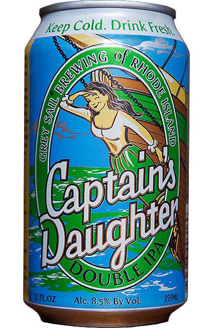 Grey Sail Grey Sail Captains Daughter (4pk 12oz cans)