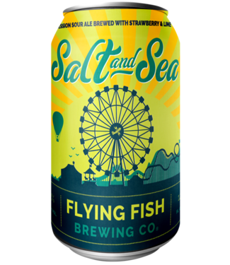 Flying Fish Salt and Sea Sour (6pk 12 oz cans)