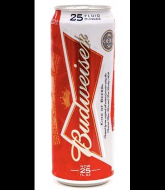 Budweiser Budweiser 25oz can