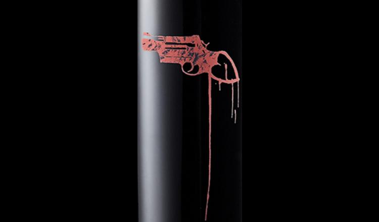 Slo Down Slo Down Wines Love Hammer 2015 Cabernet