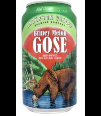 Anderson Valley Anderson Valley Brinery Melon Gose (6pk 12oz cans)