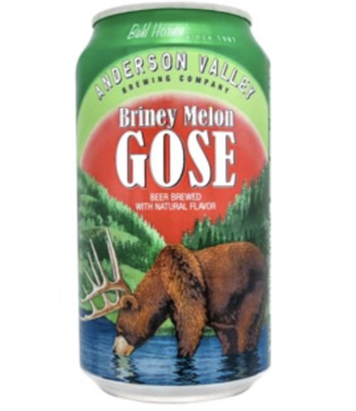 Anderson Valley Anderson Valley Briney Melon Gose (6pk 12oz cans)