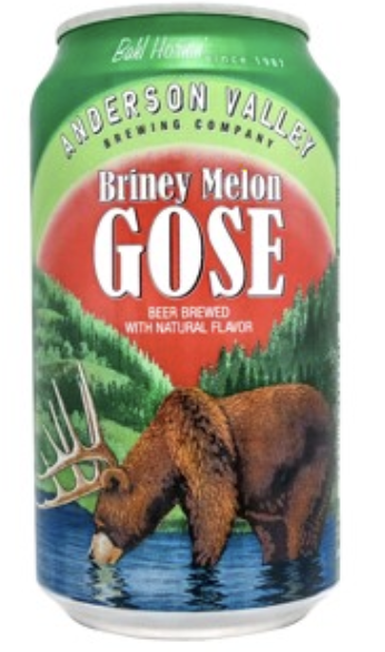 Anderson Valley Brinery Melon Gose (6pk 12oz cans)