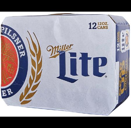 Miller Miller Lite (12pk 12oz cans)